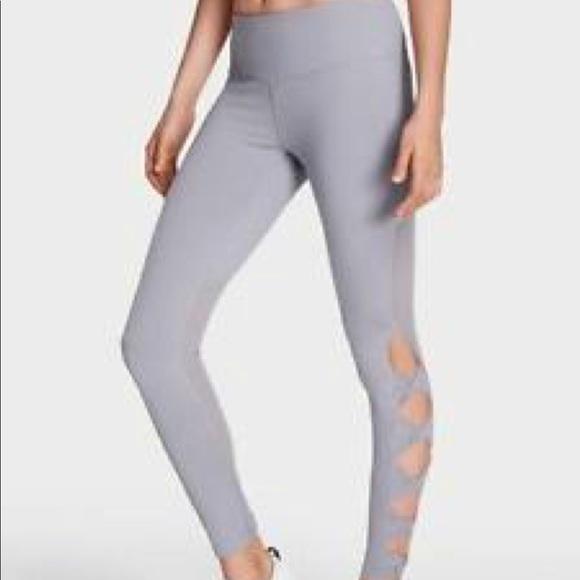 f8ff9e275fae3d PINK Victoria's Secret Pants | Victorias Secret Sport Knockout Capri ...